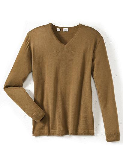 V-Pullover ALBA MODA