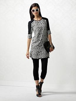 Zebra-Kleid