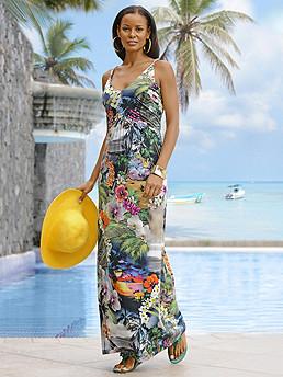 Beachkleid