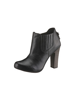 High Heel Stiefelette